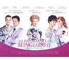 The Importance of Being Earnest - British Movie Poster (xs thumbnail)