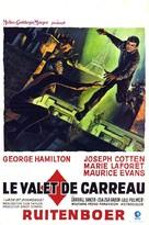 Jack of Diamonds - Belgian Movie Poster (xs thumbnail)