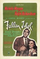 The Fallen Idol - British Movie Poster (xs thumbnail)