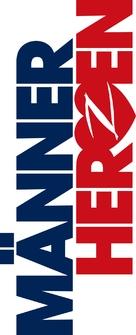 Männerherzen - German Logo (xs thumbnail)