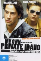 My Own Private Idaho - New Zealand DVD movie cover (xs thumbnail)