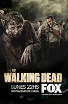 """The Walking Dead"" - Spanish Movie Poster (xs thumbnail)"