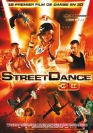 StreetDance 3D - Swiss Movie Poster (xs thumbnail)