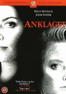The Accused - Danish DVD movie cover (xs thumbnail)