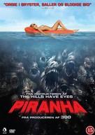 Piranha - Danish DVD movie cover (xs thumbnail)