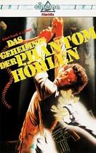 What Waits Below - German VHS cover (xs thumbnail)