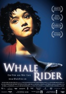 Whale Rider - German Movie Poster (xs thumbnail)