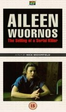 Aileen Wuornos: The Selling of a Serial Killer - British VHS cover (xs thumbnail)