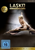 """Lasko - Die Faust Gottes"" - German Movie Cover (xs thumbnail)"