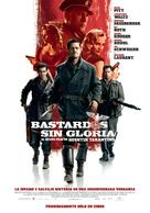 Inglourious Basterds - Argentinian Movie Poster (xs thumbnail)