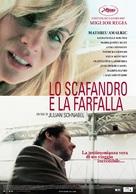 Le scaphandre et le papillon - Italian Movie Poster (xs thumbnail)