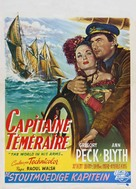 The World in His Arms - Belgian Movie Poster (xs thumbnail)