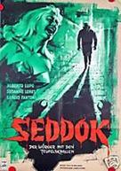 Seddok, l'erede di Satana - German Movie Poster (xs thumbnail)