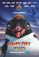 Happy Feet Two - British Movie Poster (xs thumbnail)