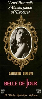 Belle de jour - Australian Movie Poster (xs thumbnail)