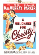 A Millionaire for Christy - DVD movie cover (xs thumbnail)