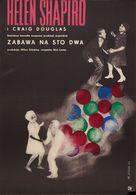 It's Trad, Dad! - Polish Movie Poster (xs thumbnail)