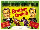 Brother Orchid - British Movie Poster (xs thumbnail)