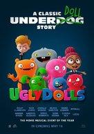 UglyDolls - Lebanese Movie Poster (xs thumbnail)