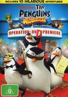 The Penguins of Madagascar - Operation: Get Ducky - Australian DVD cover (xs thumbnail)