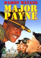 Major Payne - Danish DVD cover (xs thumbnail)
