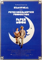 Paper Moon - German Movie Poster (xs thumbnail)