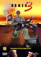 Tremors 3: Back to Perfection - Danish Movie Cover (xs thumbnail)