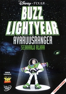 """Buzz Lightyear of Star Command"" - Finnish DVD movie cover (xs thumbnail)"