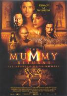 The Mummy Returns - Spanish Movie Poster (xs thumbnail)