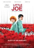 Little Joe - German Movie Poster (xs thumbnail)