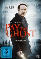 Pay the Ghost - German Movie Cover (xs thumbnail)