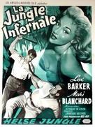 Jungle Heat - Belgian Movie Poster (xs thumbnail)