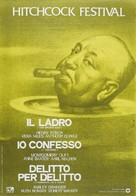 I Confess - Italian Combo movie poster (xs thumbnail)