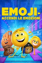 The Emoji Movie - Italian Movie Cover (xs thumbnail)