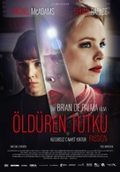 Passion - Turkish Movie Poster (xs thumbnail)