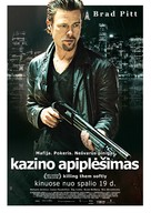 Killing Them Softly - Lithuanian Movie Poster (xs thumbnail)