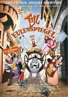 Till Eulenspiegel - German Movie Poster (xs thumbnail)