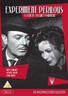 Experiment Perilous - British DVD cover (xs thumbnail)