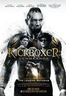 Kickboxer - British Movie Poster (xs thumbnail)