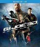 G.I. Joe: Retaliation - Czech Blu-Ray movie cover (xs thumbnail)