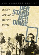 Stand der Dinge, Der - German DVD movie cover (xs thumbnail)