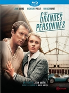 Les grandes personnes - French Blu-Ray cover (xs thumbnail)