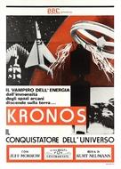 Kronos - Italian Movie Poster (xs thumbnail)