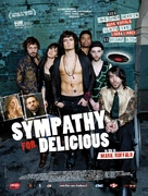 Sympathy for Delicious - French Movie Poster (xs thumbnail)