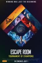 Escape Room: Tournament of Champions - Australian Movie Poster (xs thumbnail)