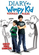 Diary of a Wimpy Kid 2: Rodrick Rules - DVD cover (xs thumbnail)