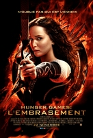 The Hunger Games: Catching Fire - Canadian Movie Poster (xs thumbnail)