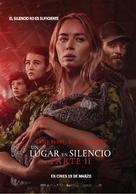 A Quiet Place: Part II - Chilean Movie Poster (xs thumbnail)