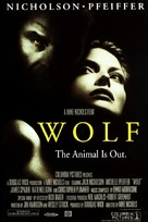 Wolf - Movie Poster (xs thumbnail)