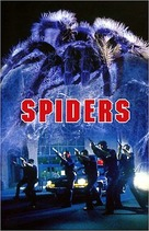 Spiders - Movie Cover (xs thumbnail)